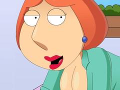 Image Family Guy XXX parody