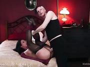 Trucos de funda de almohada para sexo duro