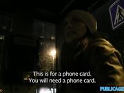 Perdió ruso folla por dinero de taxi