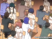 Entrenamiento sexual de chicas hot hentai