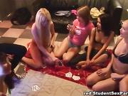 Fiesta de adolescentes sale de control