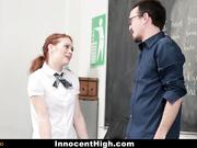 Estudiante le agradece al profesor con el coño