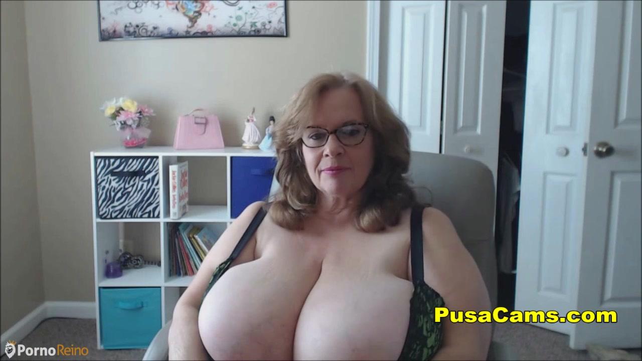 Abuelas Tetas Porno abuela con las tetas m�s grandes del mundo