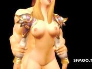 Videojuegos SFM porno compilación video