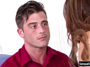 Culo latina TS tetona follada por su ex novio