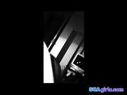 Mamada y follada  en cámara nocturna