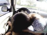 Follando a una adolescente por un puñado de billetes