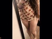 Un sexy vídeo amateur de una chica muy erótica