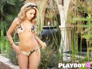 Dos chicas Playboy en un vídeo muy caliente