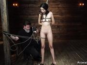 Morocha menudita torturada