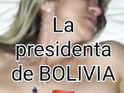 El escandaloso video porno de la nueva presidente de Bolivia Jeanine Áñez