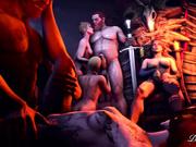 La Era de La Reina Cerys an Craite - Una película corta de The Witcher
